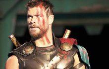 Thor:Ragnarok arrive bientôt et une tête connue rend visite au dieu du Tonnerre