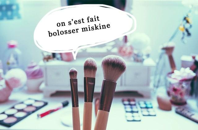 Comment se faire une mine de BG sans maquillage