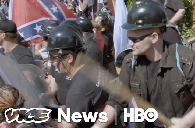 Après le drame de Charlottesville, l'indispensable reportage de VICE pour comprendre