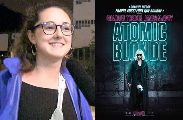 Le CinémadZ survolté d'Atomic Blonde, en reportage vidéo!