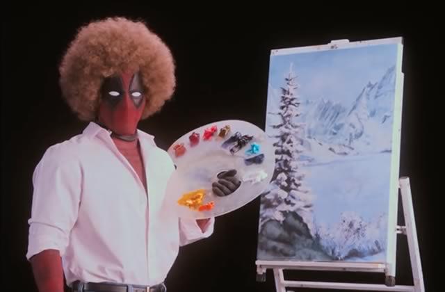 Deadpool se la joue imitateur dans un nouveau trailer déjanté!