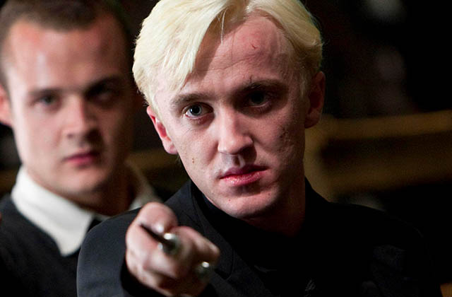 Drago Malefoy est le vrai héros d'Harry Potter, la preuve dans cette scène coupée au montage