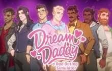 EN LIVE–On drague des papas sur Dream Daddy, ce mercredi 2 août à 20h!