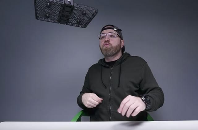 Le drone à selfies, la drôle d'innovation pour s'immortaliser sans les mains