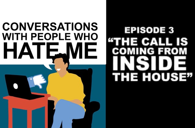 Dylan Marron échange avec un hater de son propre camp: «l'appel venait de l'intérieur de la maison»