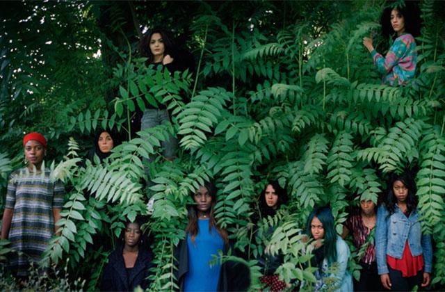 F(l)ammes, le spectacle qui donne la parole aux filles de parents immigrés à Avignon 2017