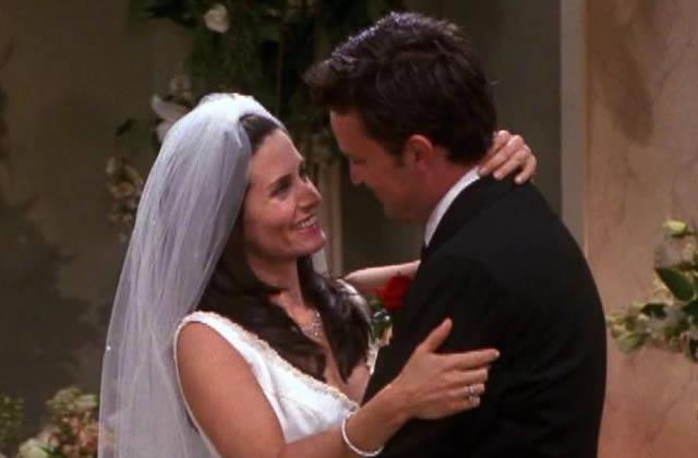Une théorie sur Friends questionne l'importance du premier «je t'aime»