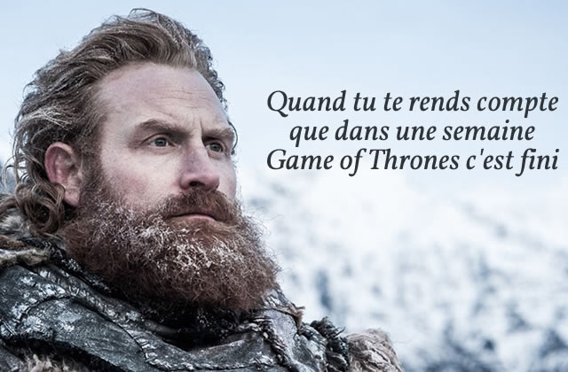 Game of Thrones S07E06 — Le récap (rigolo) !