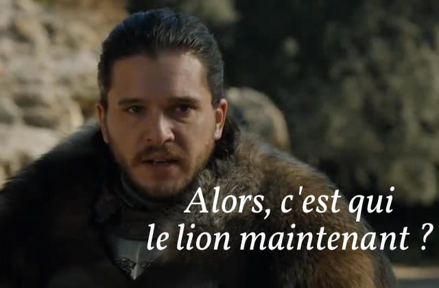 Game of Thrones S07E07 — Le (dernier) récap (rigolo) !