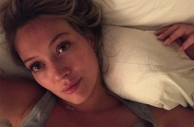 Hilary Duff botte des culs sur Instagram