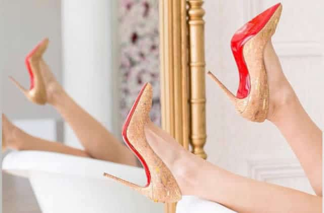 Connais-tu l'histoire derrière la semelle rouge des chaussures Louboutin ?
