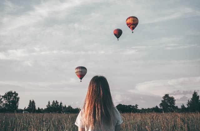 Mon job d'été: la restauration au mondial des montgolfières, et comment ça m'a mis des étoiles dans les yeux