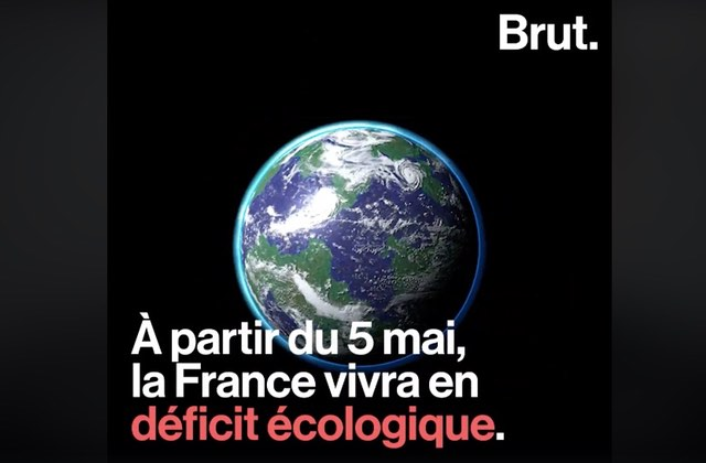 Le jour du dépassement, c'est ce samedi 5 mai, en France