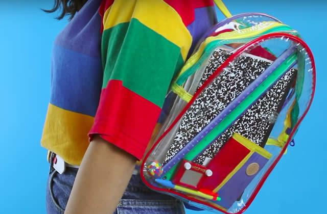 Sept lookbooks« Back To School» pour la rentrée2017 dénichés sur YouTube