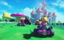 Mario Kart en réalité virtuelle semble aussi cool que prévu
