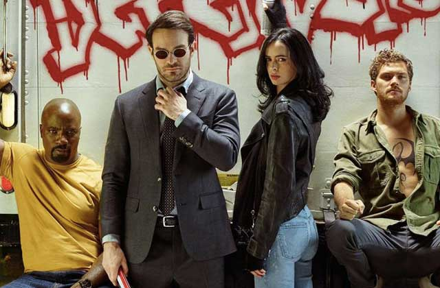 The Defenders, la ligue des super-héros Netflix de Marvel est arrivée (+ interview)