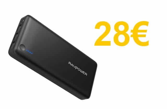 Bon plan Amazon – Une batterie externe à -60%