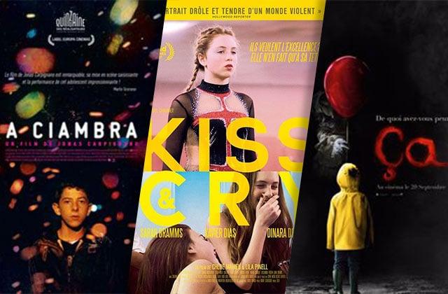 3 films à voir cette semaine:un drame, de l'horreur, et encore un drame