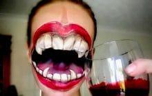 Prépare-toi pour Halloween avec des maquillages du Sheitan!