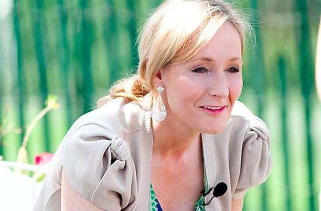 J.K. Rowling fait l'éloge de l'échec et de l'imagination dans un nouveau livre