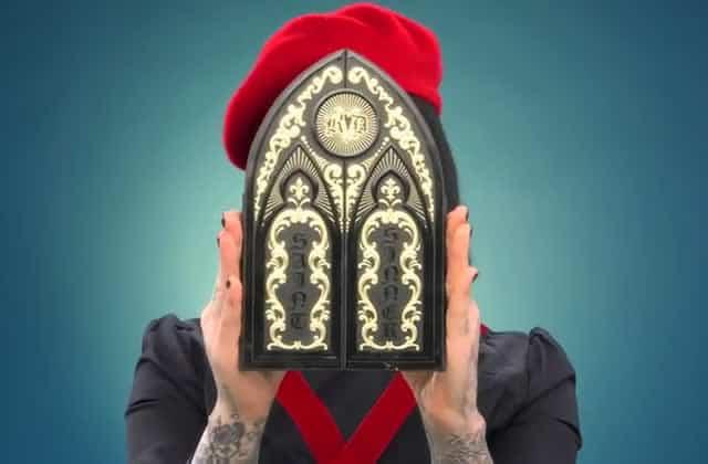 La palette de Kat Von D inspirée des cathédrales est disponible à -20%