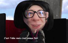 Un artiste transforme des gens en personnages de Pixar, et c'est mi-cool mi-flippant