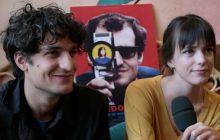Louis Garrel et Stacy Martin parlent du Redoutable, un film drôlissime sur Jean-Luc Godard (+Interview)