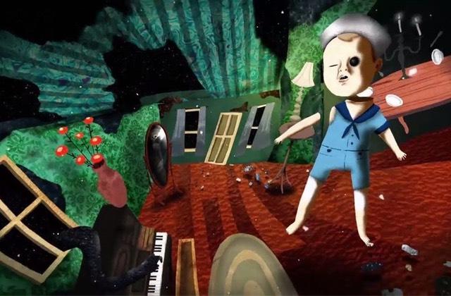 Le teaser de la série d'animation Lore va réveiller tes peurs de gosse!