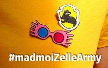Sur #madmoiZelleArmy, il y a TLC, des ananas et du talent!