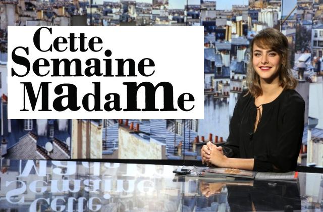 Marion Séclin décrypte l'actu au féminin (avec un soupçon de vitriol) le samedi sur Canal+