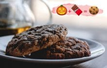 Recette des cookies potiron-chocolat parfaits pour l'automne