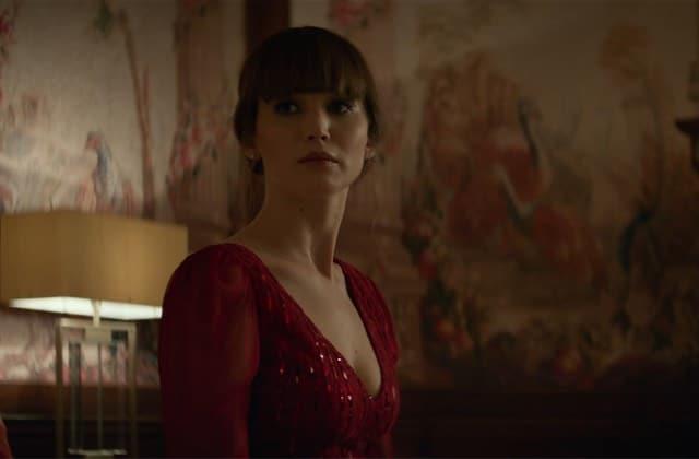 Jennifer Lawrence joue les Black Widow dans Red Sparrow