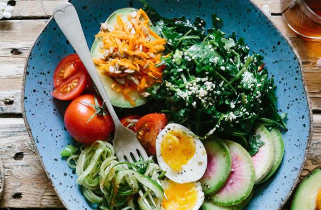 Les resto U se mettent au vert en proposant un menu végétarien