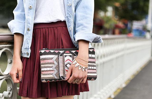 Viens nous dire quelles marques de mode tu kiffes!