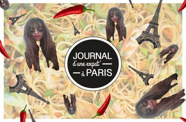 Du piment, pas de moules et un beau gadin—Journal d'une expat' à Paris#4