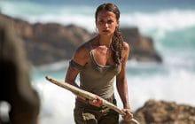 Alicia Vikander devient Lara Croft, avec classe et sans mini-short, pour Tomb Raider!
