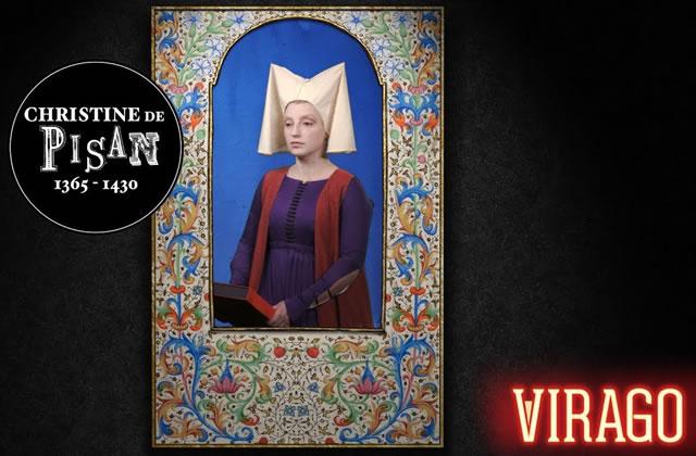 Aude GG met à l'honneur la première femme de lettres dans le nouvel épisode de Virago!