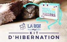 La box madmoiZelle «Kit d'hibernation» te fera kiffer tout le mois de novembre!