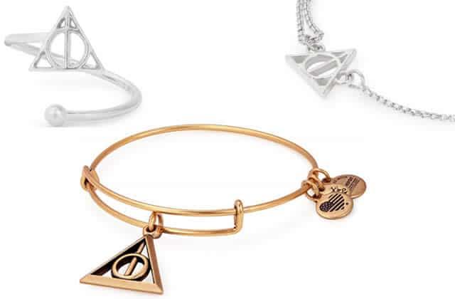 Harry Potter a désormais sa collection de bijoux officiels, et ils sont très élégants !