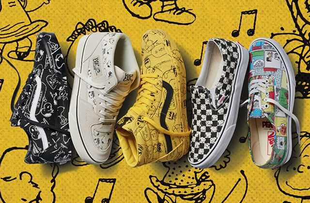 Fans de Snoopy, la collection Vans x Peanuts possède un ultime volet!