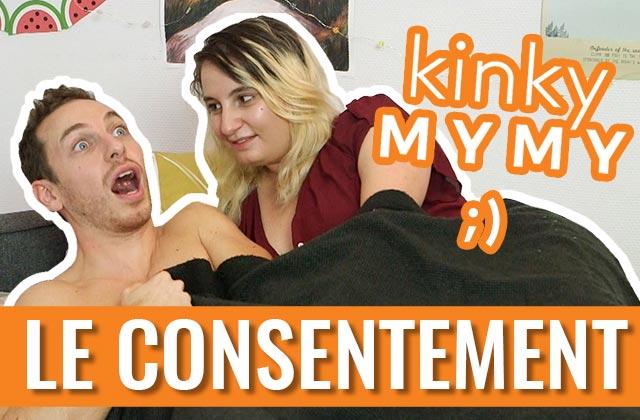 3 idées reçues sur le consentement, présentées par Mymy!