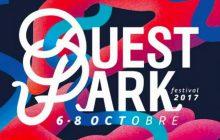 Retrouvez-nous au Festival Ouest Park au Havre les 6, 7 et 8 octobre 2017!