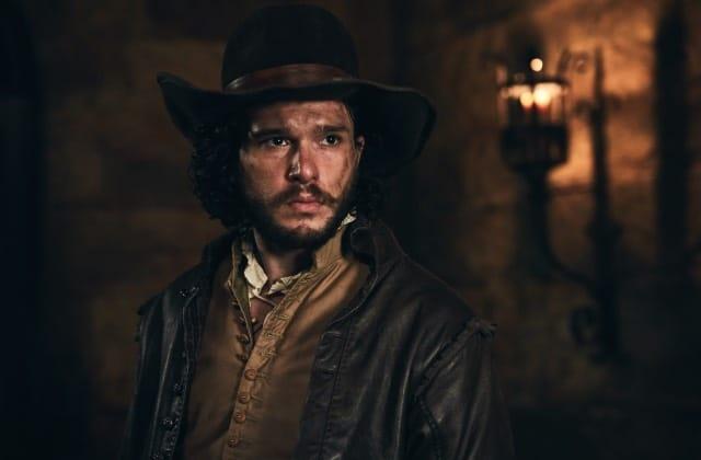 Que vaut Gunpowder, la mini-série sombre et historique avec Kit Harington?