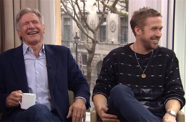 L'hilarante interview de Ryan Gosling et Harrison Ford pour Blade Runner 2049