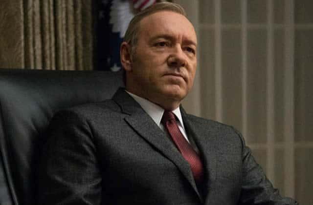Netflix annonce la fin d'House of Cards, en pleine controverse autour de Kevin Spacey
