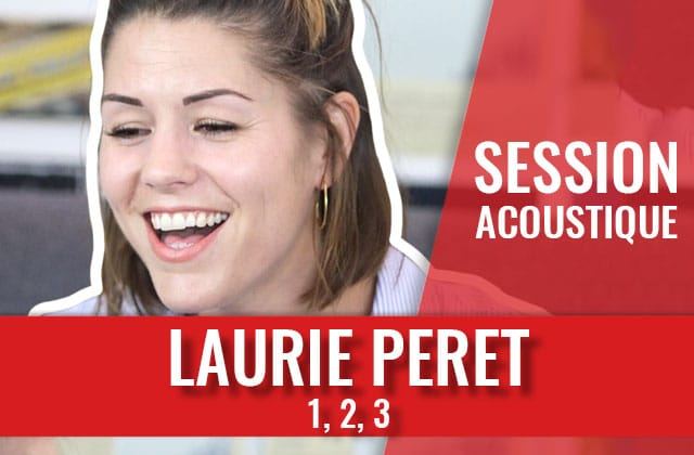 Laurie Peret, une humoriste à découvrir d'urgence avec une chanson à crever de rire