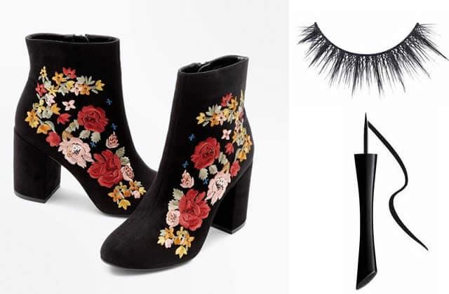 Un look mode et beauté inspiré des 70's —De la tête aux pieds #1