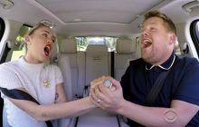 Le Carpool Karaoke de Miley Cyrus est LÀ!