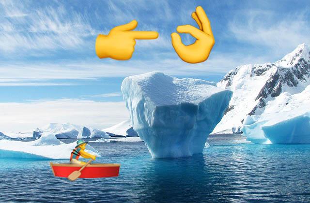 Il y a 3 superbes films à la télé ce soir : un iceberg, Artax et de l'injustice !