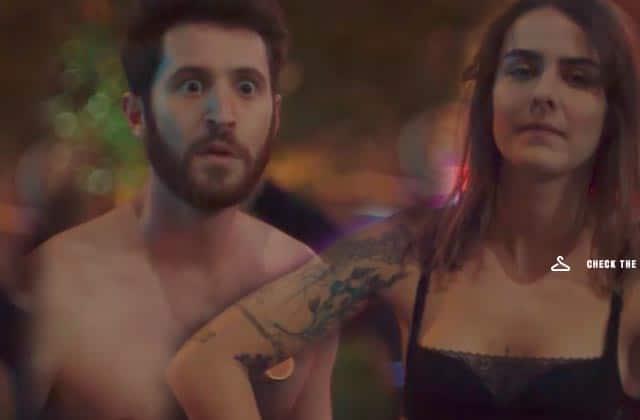 Broken Back sort un clip dont vous êtes la styliste avec Marion Séclin